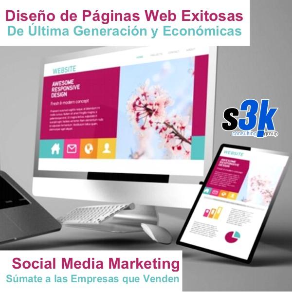 DISEÑO WEB S3K